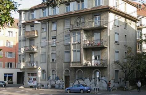 Wohnraum An Die Aoz Vermieten Stadt Zürich