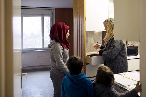 Wohnraum An Flüchtlinge Vermieten Stadt Zürich