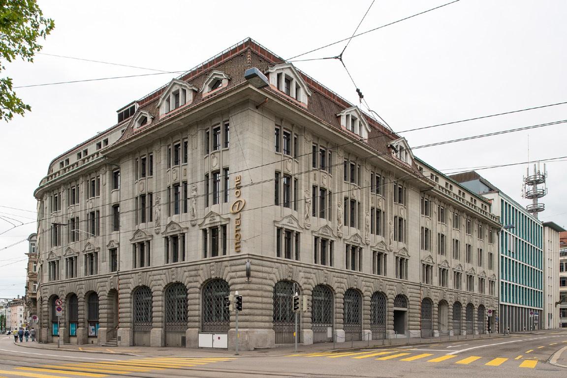 Motel One - Stadt Zürich