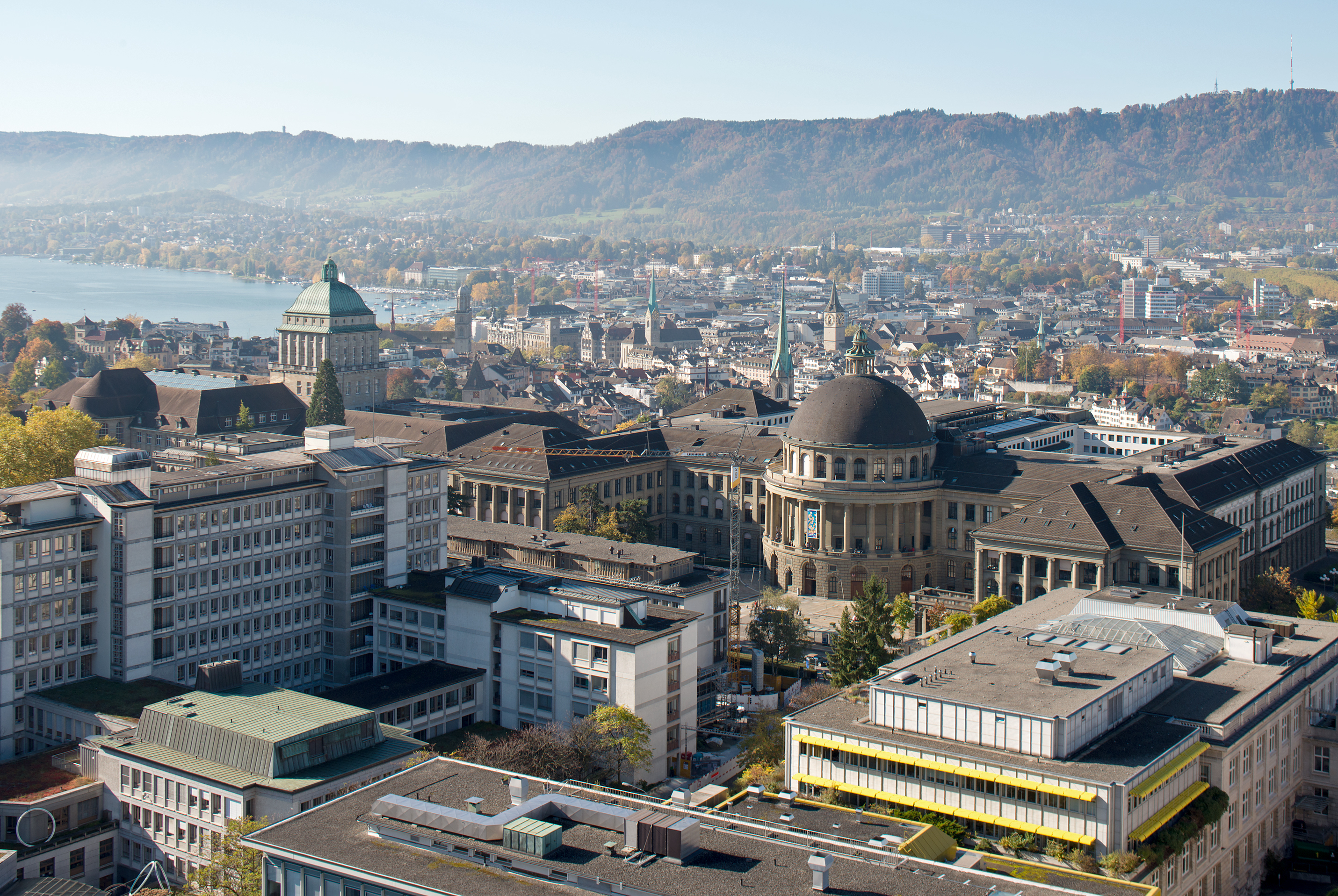 Führung durch das Hochschulgebiet - Stadt Zürich
