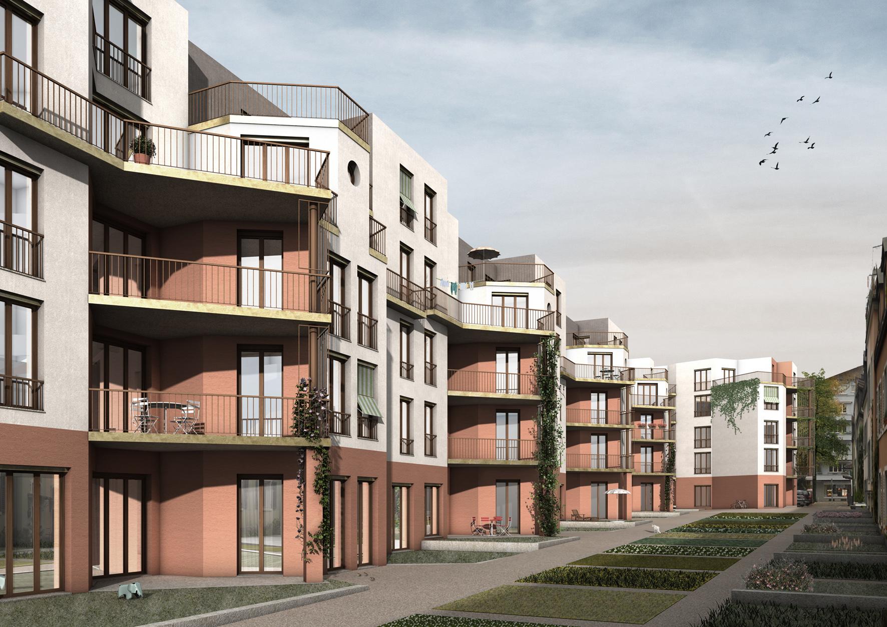 Wohnung Dessau Siedlung