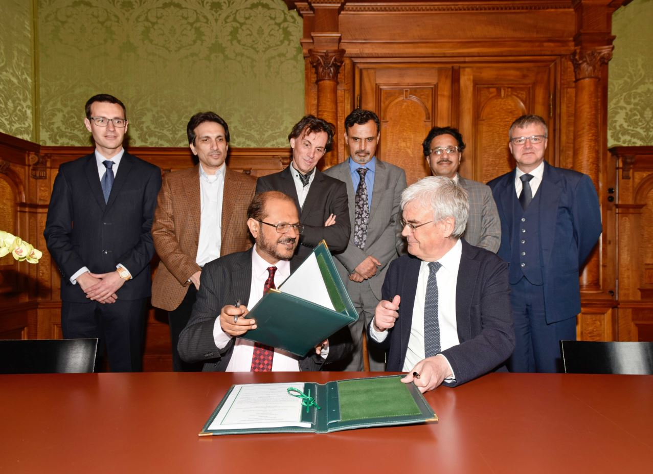 Cooperation between the Museum Rietberg and Pakistani cultural institutions