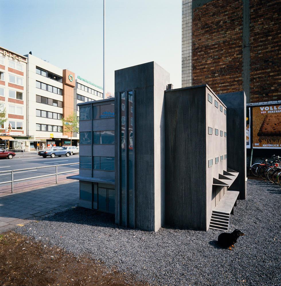 Peter Weiß Haus: Das «Haus» In Der Heimatstadt