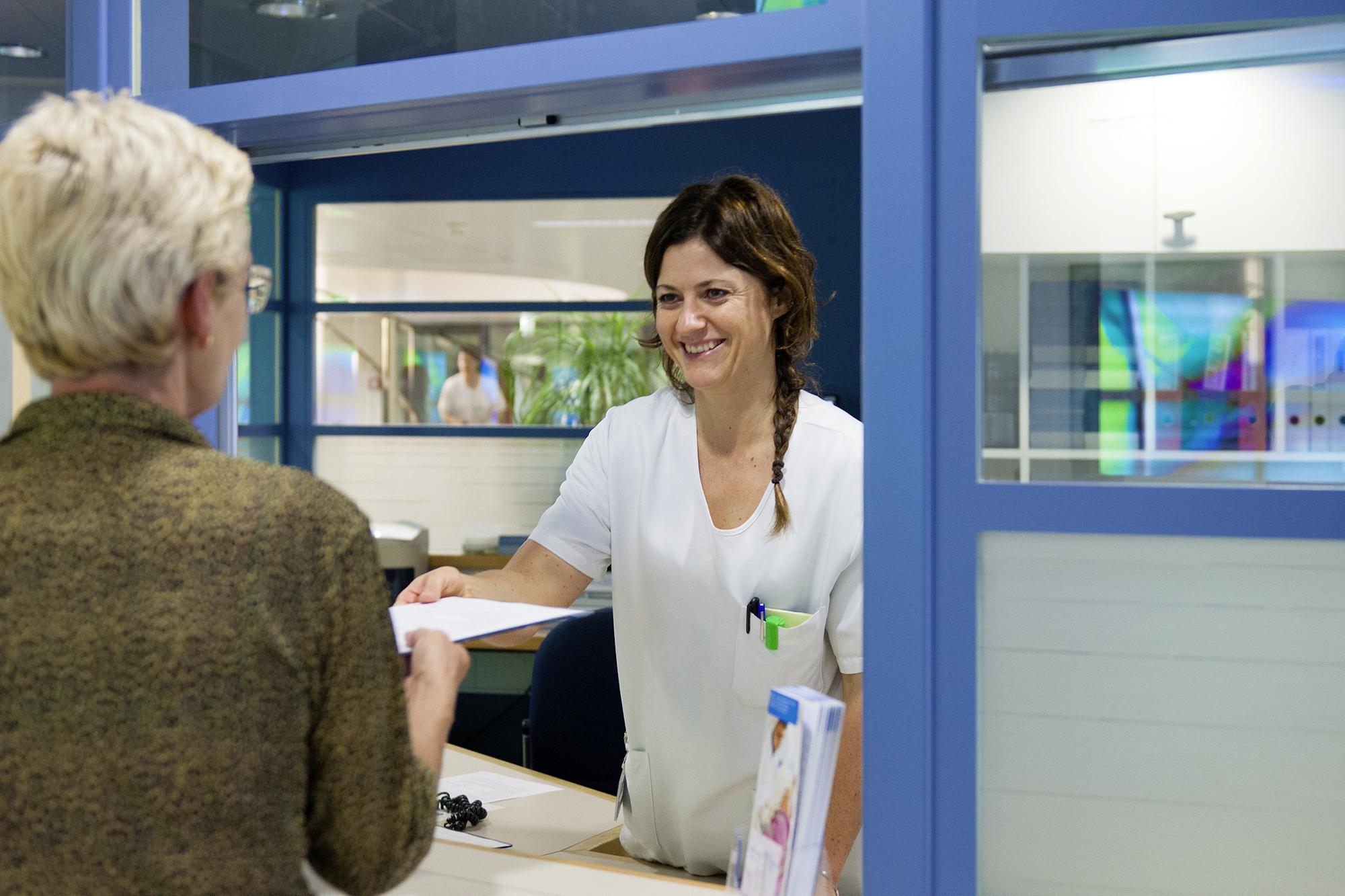 Standort und Kontakt – Stadtspital Triemli Zürich