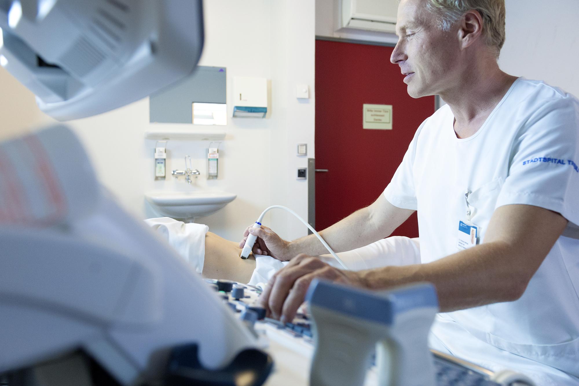 Angebot Diagnostische Radiologie – Stadtspital Triemli Zürich