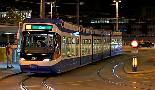 Public Transportation Zurich