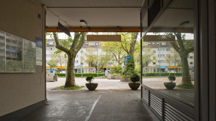 Duchgang Zehntenhausplatz