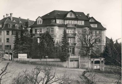 Hofstrasse 116, Hofburg, Zürich-Hottingen 1936
