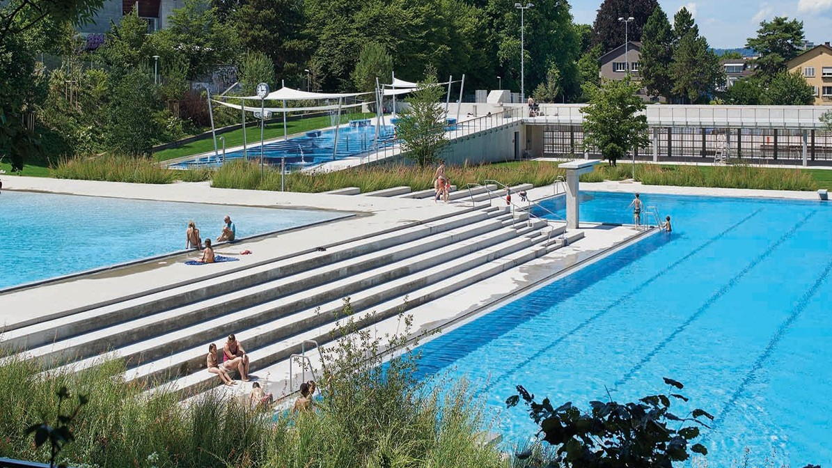 Freibad Heuried