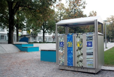 Recyclingstation Fritschiwiese