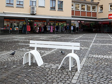 Modified Social Bench #13, 2012