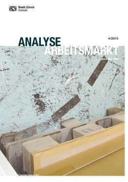 Arbeitsmarkt (E-Paper)