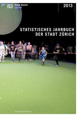 Statistisches Jahrbuch der Stadt Zürich 2013 (E-Paper)