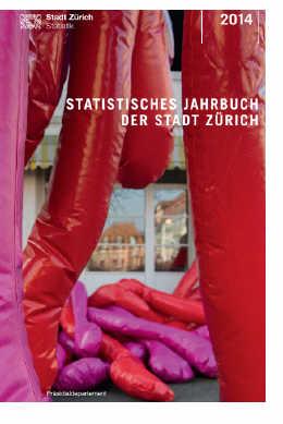 Statistisches Jahrbuch der Stadt Zürich 2014 (E-Paper)