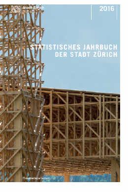 Statistisches Jahrbuch der Stadt Zürich 2016 (E-Paper)