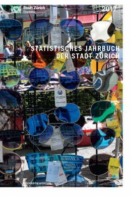 Statistisches Jahrbuch der Stadt Zürich 2017 (E-Paper)