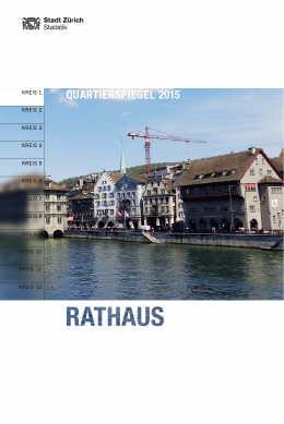Quartierspiegel Rathaus (E-Paper)