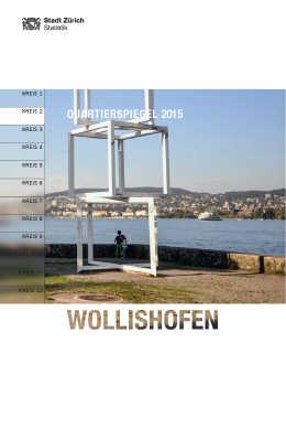 Quartierspiegel Wollishofen (E-Paper)