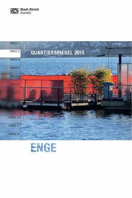 Quartierspiegel Enge (E-Paper)