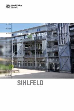Quartierspiegel Sihlfeld (E-Paper)