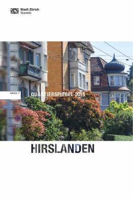 Quartierspiegel Hirslanden (E-Paper)