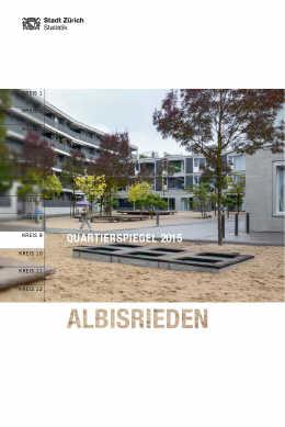 Quartierspiegel Albisrieden (E-Paper)