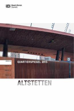 Quartierspiegel Altstetten (E-Paper)