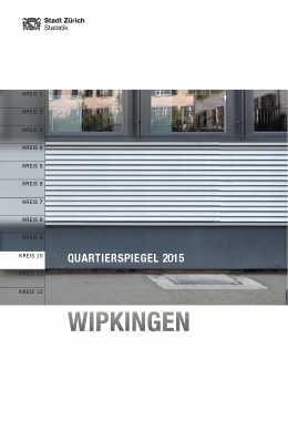 Quartierspiegel Wipkingen (E-Paper)