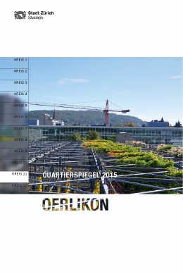 Quartierspiegel Oerlikon (E-Paper)