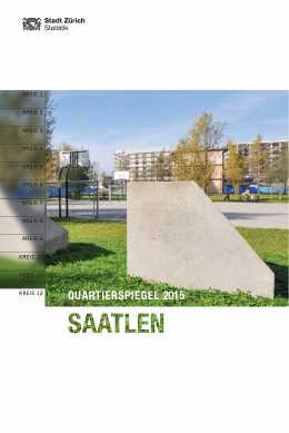 Quartierspiegel Saatlen (E-Paper)