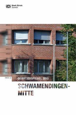 Quartierspiegel Schwamendingen-Mitte (E-Paper)