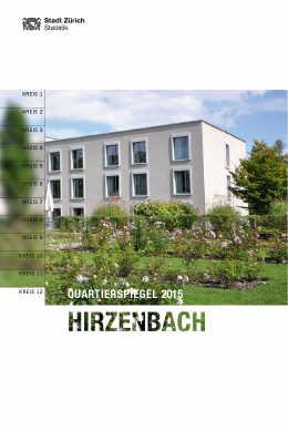 Quartierspiegel Hirzenbach (E-Paper)