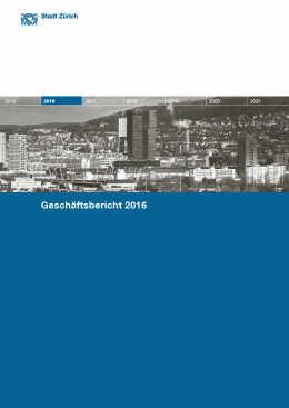 Geschäftsbericht 2016 (E-Paper)